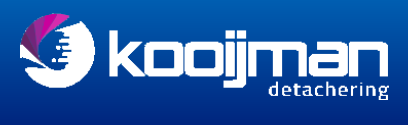 Kooijman Detachering logo